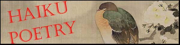 Haiku Poems, History and Examples